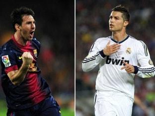 Lionel Messi, Cristiano Ronaldo Eclipse Struggling Strikers
