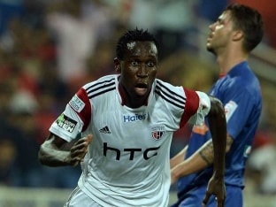 Indian Super League: NorthEast United FC Stun 9-Man Mumbai City FC 2-0