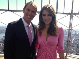 Shane Warne Compares Himself With Suits' On-Screen Womaniser