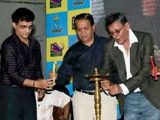 Sourav Ganguly to Pitch for Hockey