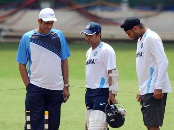 Choosing Between Kumble and Harbhajan Was Toughest as Captain: Ganguly