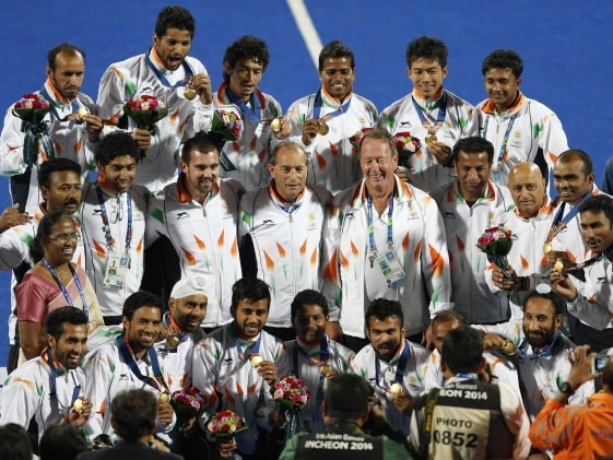 India Beat Pakistan, End 16-year Wait for Asian Games Hockey Gold