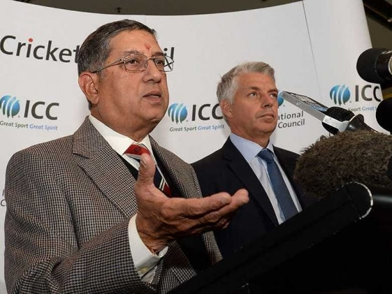 N. Srinivasan Tells Supreme Court to Reinstate him as BCCI President