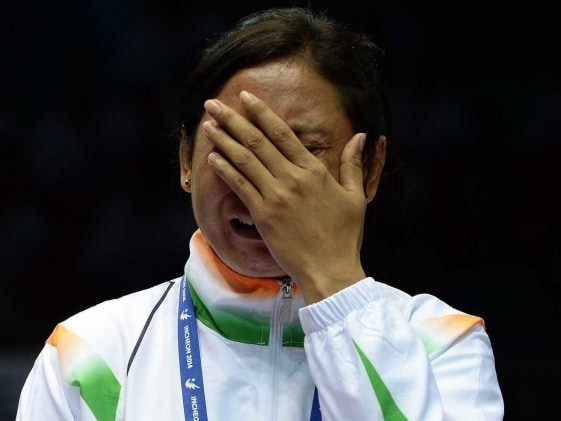 Boxer Sarita Devi Suspended for Asian Games Protest