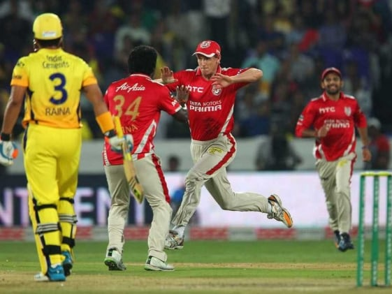 Live Score, CLT20: Kings XI Punjab vs Chennai Super Kings, 2nd Semifinal