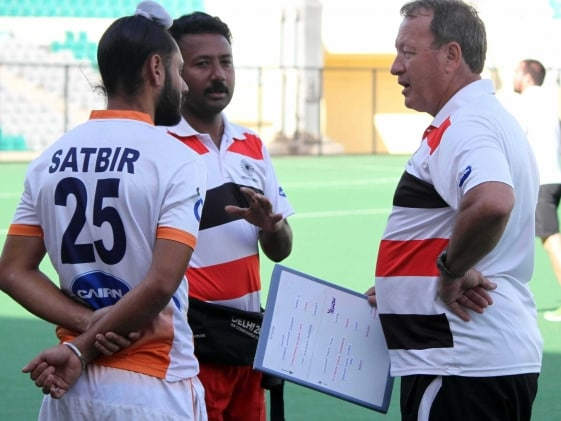Terry Walsh Demands More Control, May Stay on as Hockey India Coach