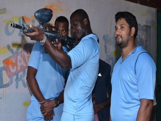 West Indies Fans Rally Behind 'Troubled' Cricketers