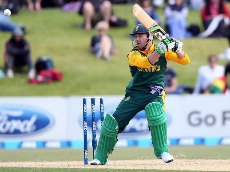AB de Villiers SA ODI