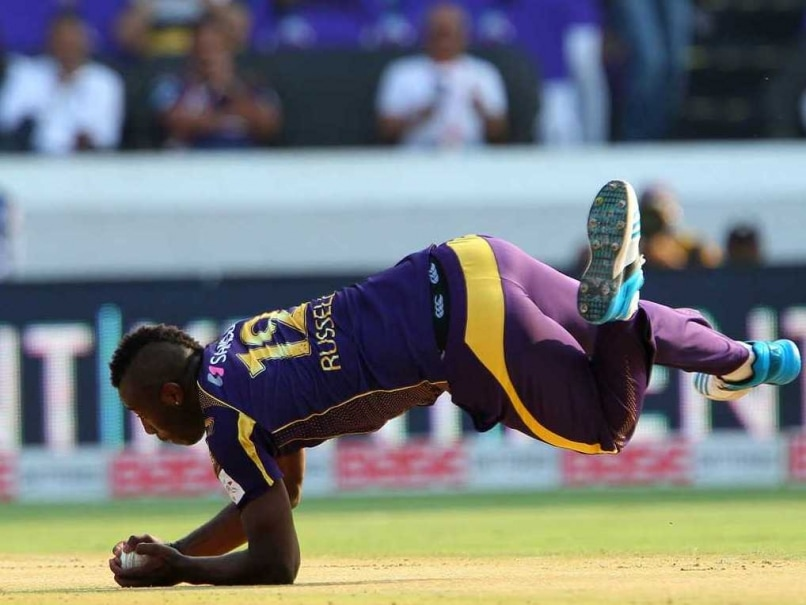 Andre Russell catch