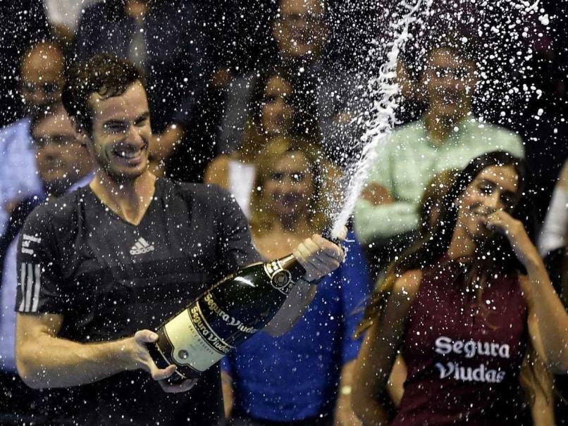 Andy Murray celeb
