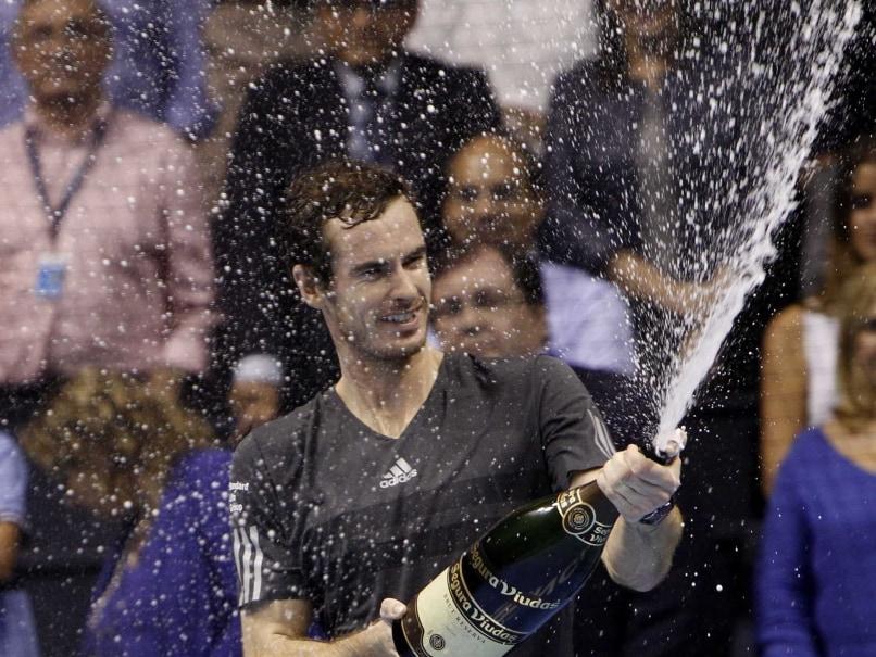 Andy Murray Valencia