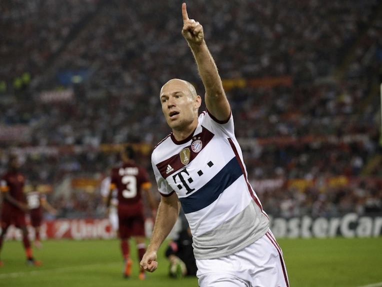 Arjen Robben Bayern