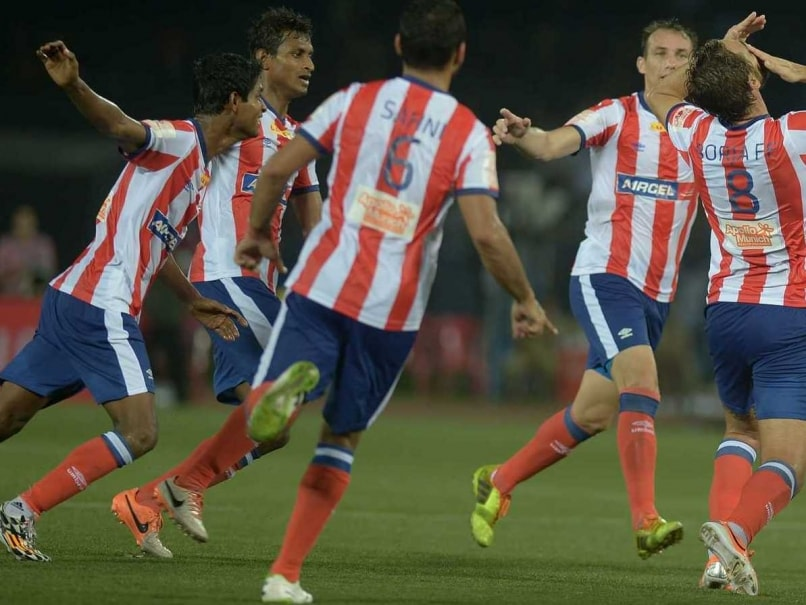 ISL: Atletico de Kolkata Demolish Mumbai City FC in Opener