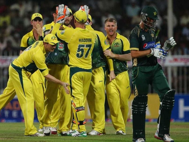 Australia Pakistan ODI