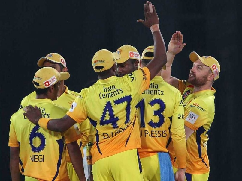 CLT20 Highlights: Chennai Super Kings Crush Kings XI vs Kings XI Punjab