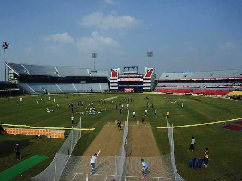 Cuttack India  city photo : India vs Sri Lanka: Barabati Curator Says