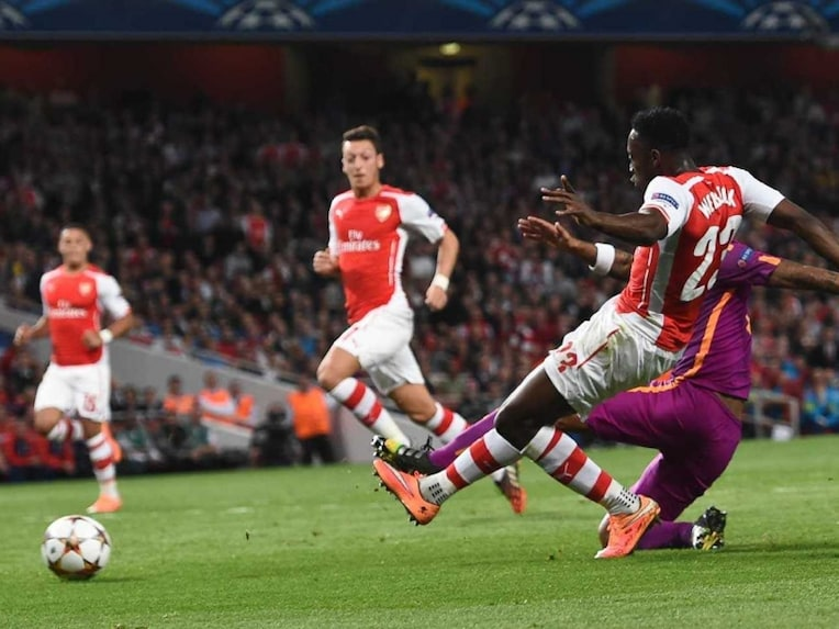Danny Welbeck Champions League