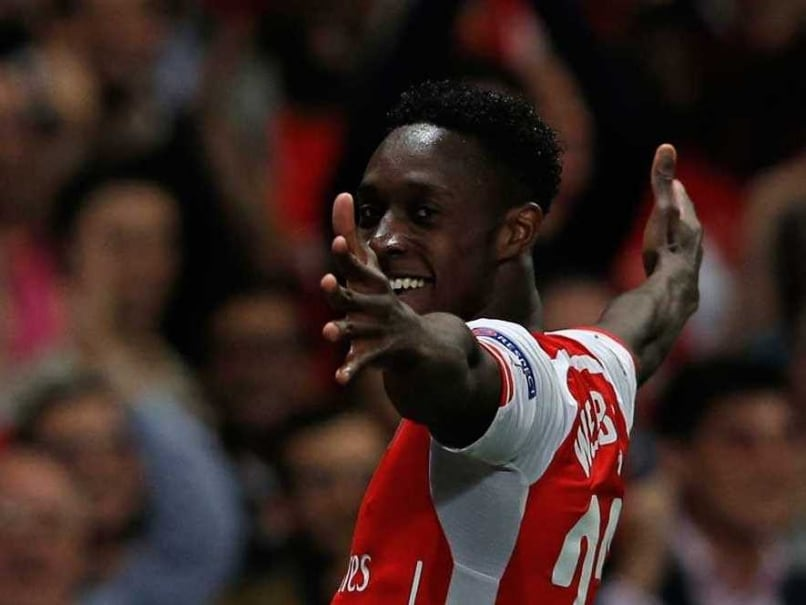Dany Welbeck Arsenal 6