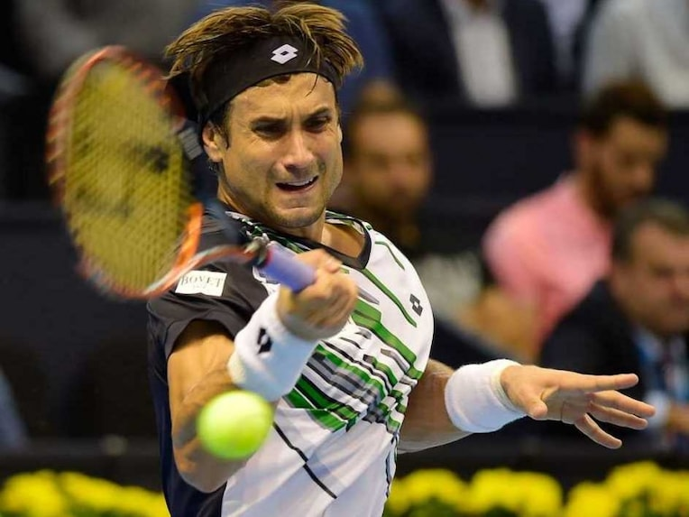David Ferrer 600 wins