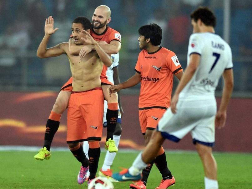 ISL Live Score: Delhi Dynamos FC vs FC Goa, Match 30