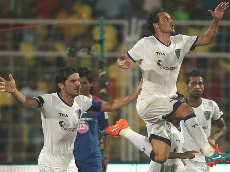 Elano Chennai Indian Super League Official