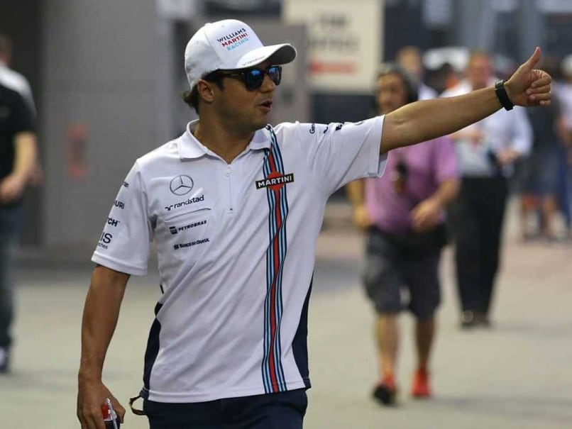 Felipe Massa Japan GP
