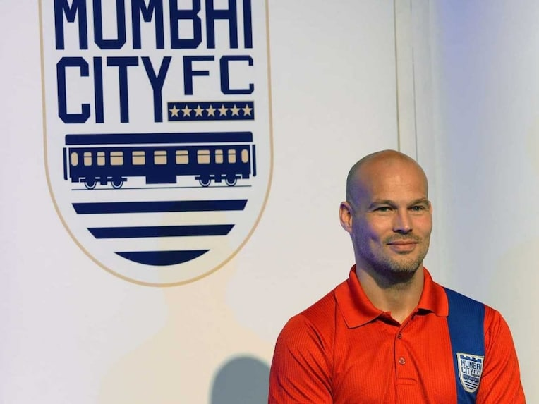 Freddie Ljunjberg Mumbai City FC
