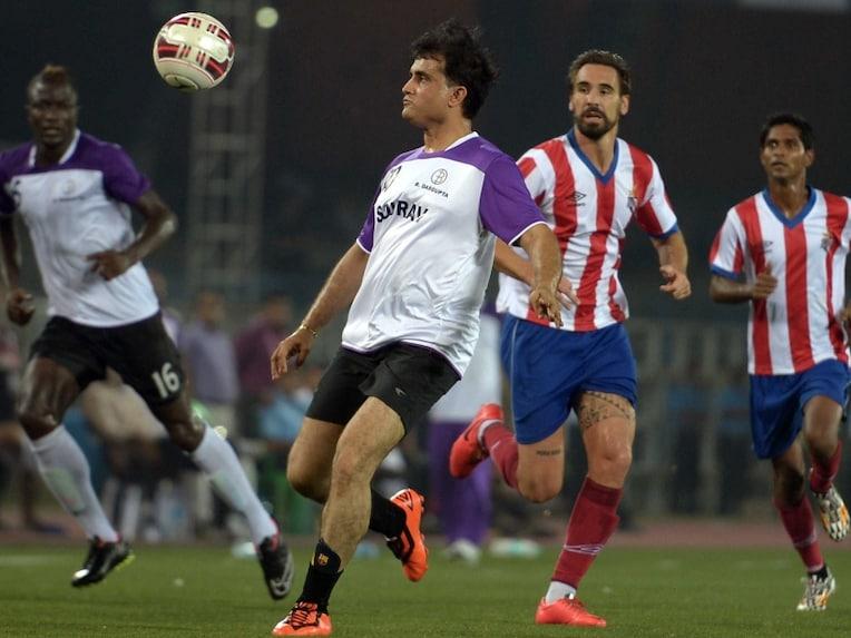 Ganguly Football ISL