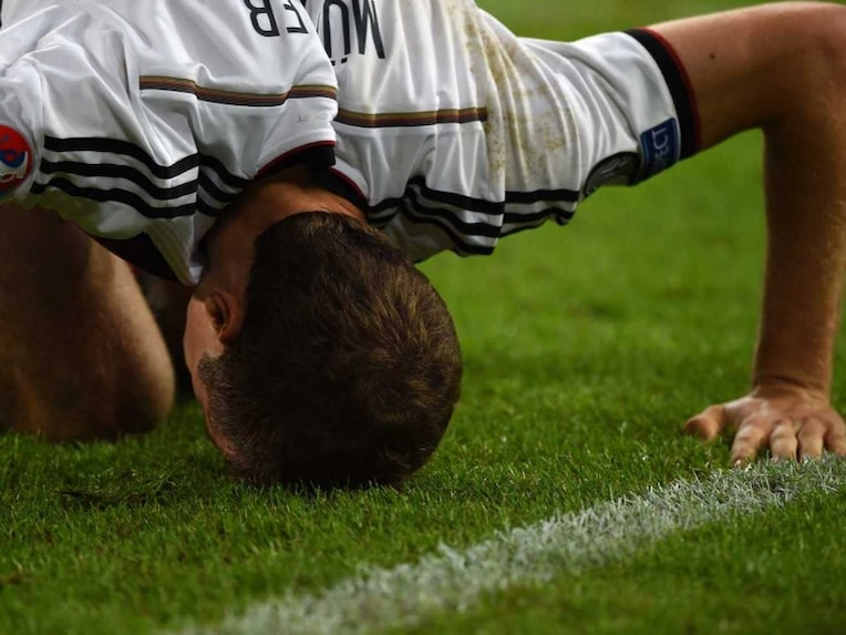 Germany defeat 1