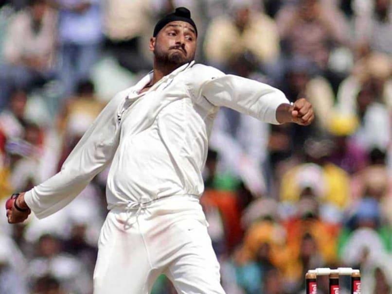Harbhajan Singh Bowling Action