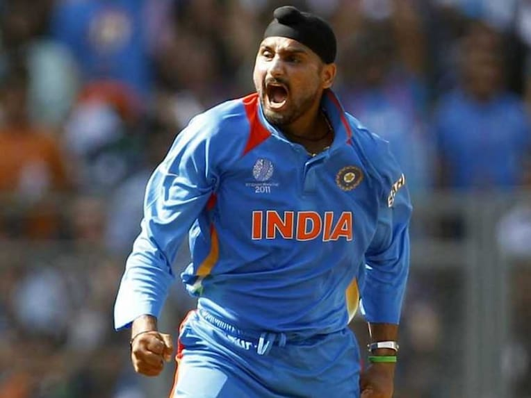 Harbhajan Singh pumped up