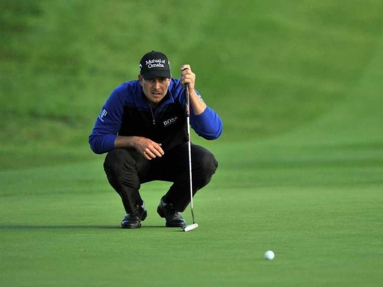 Henrik Stenson Golf