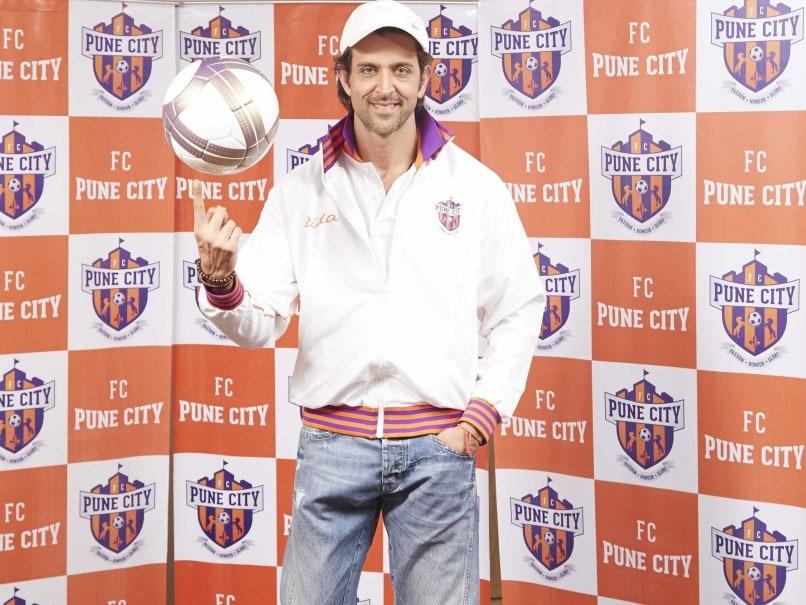 Hrithik Roshan Pune FC