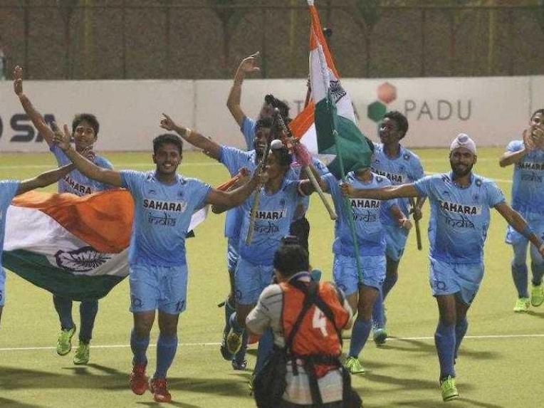 India Johor Cup celeb