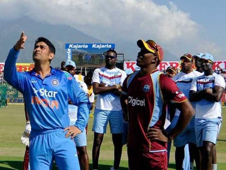 India West Indies toss 9