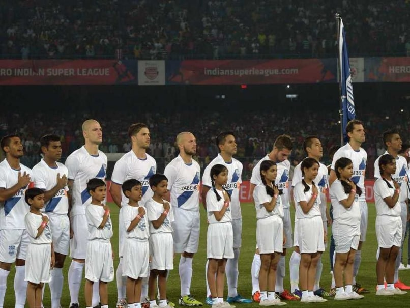 Indian Super League Mumbai