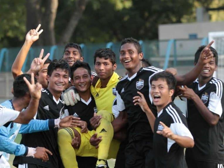 Jharkhand team Subroto Cup