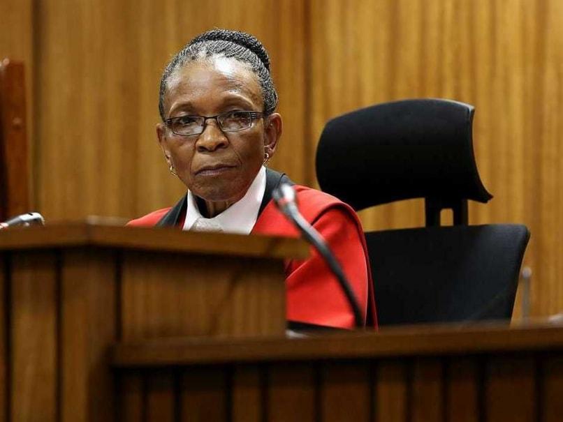 Judge Masipa Pretoria