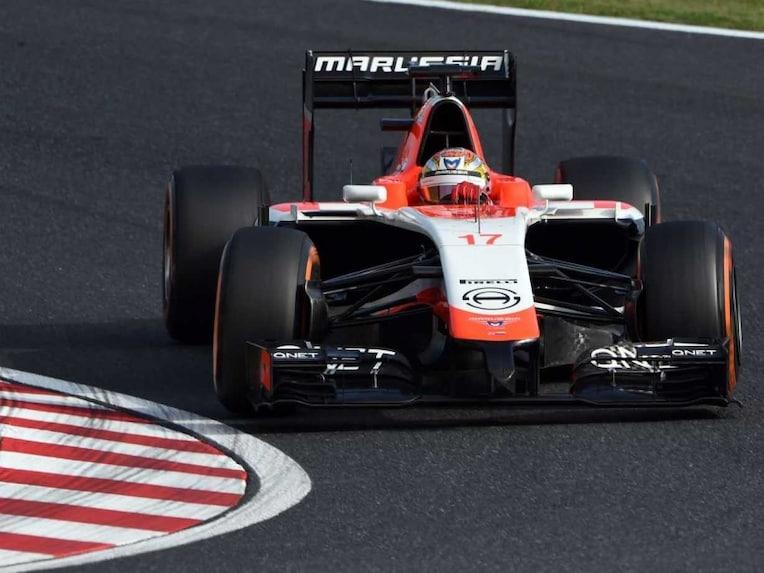 Jules Bianchi F1