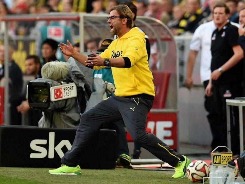 Jurgen-Klopp-Borussia
