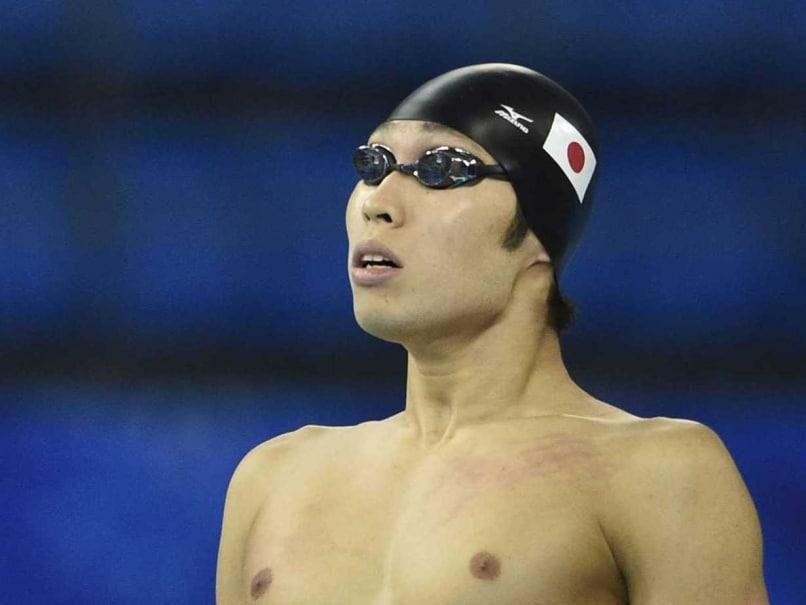 Asian Games 2014: Japanese Swimmer Kosuke Hagino Named ...