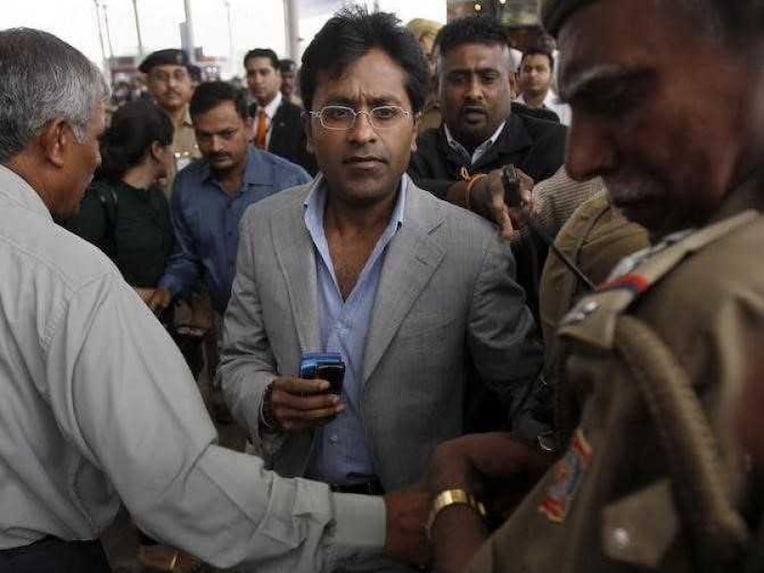 Lalit Modi Cricket