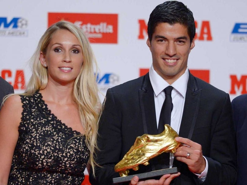 Luis Suarez wife