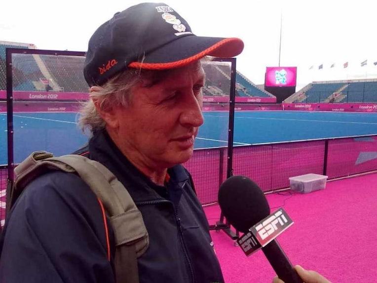 Michael Nobbs London Olympics