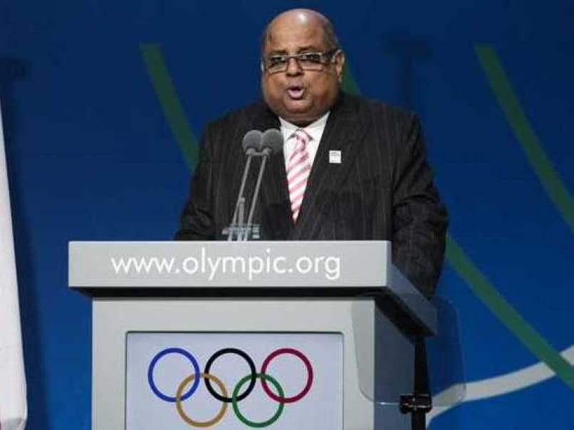 IOA President N Ramachandran Honoured With OCA Merit Award