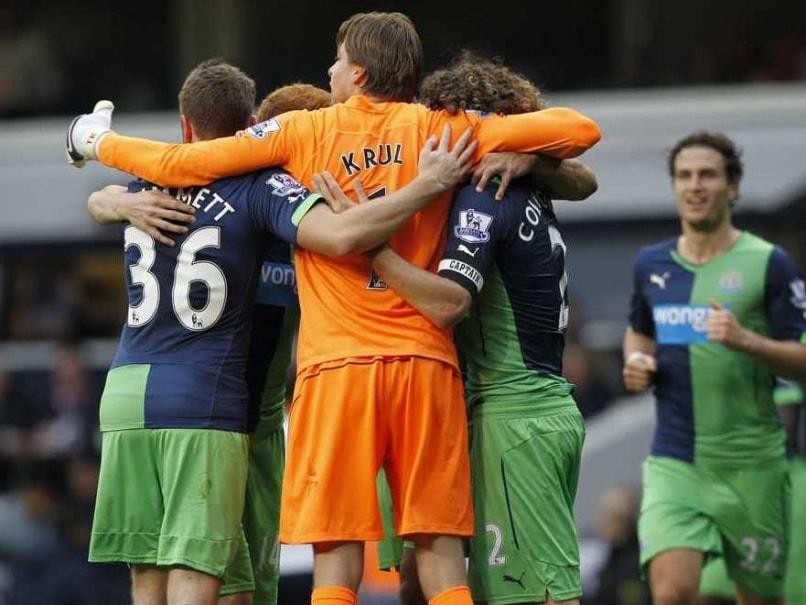 Newcastle Tottenham EPL