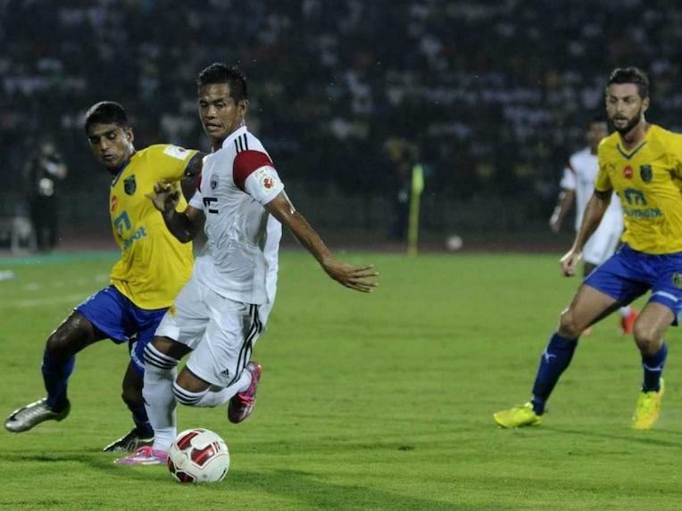 NorthEast United-Kerala-ISL