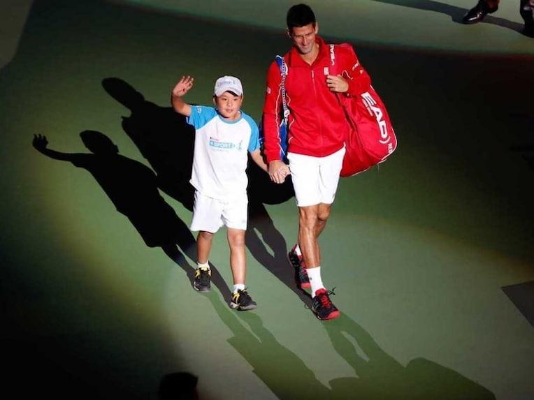 Novak Djokovic family