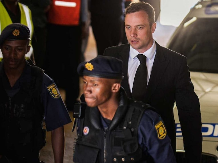 Oscar Pistorius jail pretoria