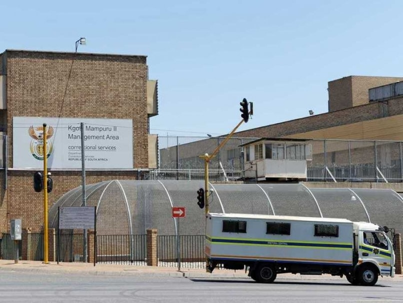 Oscar Pistorius prison